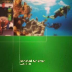 PADI Enriched Air Diver Picture