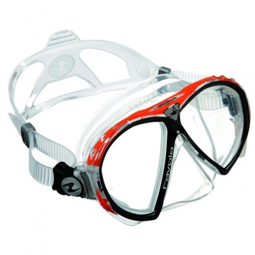 The Aqualung Favola - My first ever diving mask