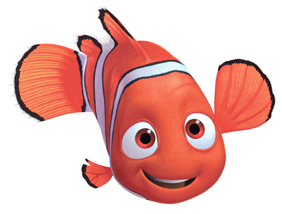 Nemo had a lucky fin.
