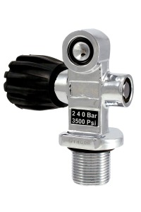 K-valve (set up for an A-Clamp)