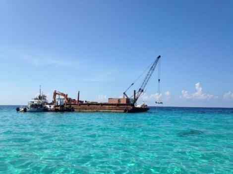 Ocean Atlas has landed