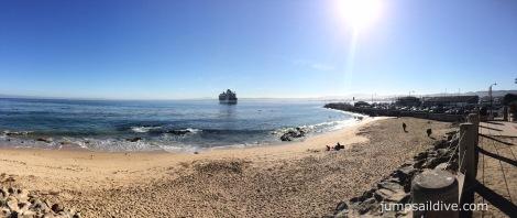 San Carlo Beach